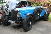 1937 Alvis Speed 25 SB Sports-Tourer (front view)