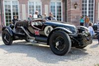 1931 Bentley 4½ Litre Supercharged Le-Mans (rear view)