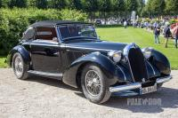 1938 Talbot-Lago T150 C Cabriolet (front view)