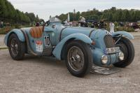 1936 Talbot T150 C Course Biplace (front view)