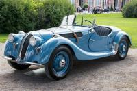1933 BMW 303 Ihle-Sport Roadster (front view)