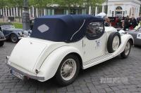 1938 Rolls-Royce 25/30 HP Open Tourer (rear view)