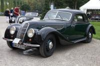 1939 BMW 327 Coupe (front view)