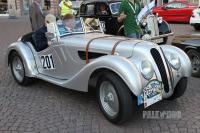 1938 BMW 328 Roadster (front view)
