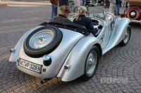 1938 BMW 328 Roadster (Heck)