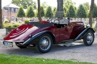 1935 BMW 315 Wendler-Roadster (rear view)