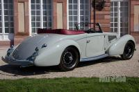 1938 Alfa Romeo 6C 2300B MM Graber-Cabriolet (rear view)