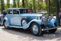 1933 Rolls-Royce Phantom II Continental Barker-Touring Saloon (front view)