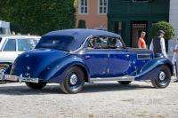 1939 Maybach SW 38 Petera & Söhne-Cabriolet (rear view)