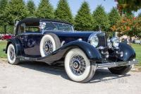1935 Mercedes-Benz 500 K Cabriolet B (front view)