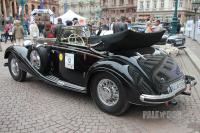 1937 Mercedes-Benz 540 K Cabriolet A (rear view)