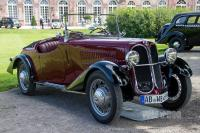1935 BMW 315 Wendler-Roadster (front view)