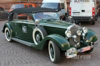 1935 Mercedes-Benz 290 Cabriolet B (front view)
