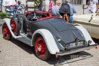 1933 Opel 1.8 Moonlight Roadster (rear view)