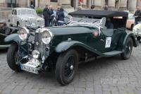 1934 Lagonda M45 Open Tourer (front view)