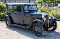 1931 Hanomag 4/23 PS Ambi-Budd-Cabriolimousine (front view)