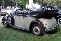 1937 Mercedes-Benz 230 Cabriolet B (rear view)