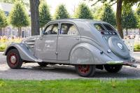 1938 Peugeot 402 Berline (rear view)