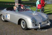 1956 Porsche 356 A 1600 Super Speedster (front view)
