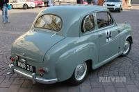 1955 Austin A30 Saloon (rear view)