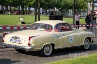 1960 Borgward Isabella Coupé (rear view)