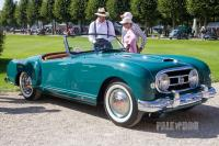 1952 Nash-Healey Roadster (front view)