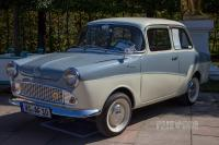1960 Glas Isar T600 (front view)