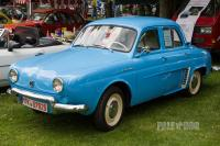 1960 Renault Dauphine (front view)