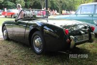 1960 Austin-Healey Sprite (rear view)