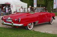 1951 Studebaker Champion Regal Convertible (rear view)