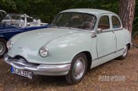 1958 Panhard Dyna Z Berline Luxe (front view)