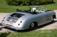 1955 VW 1500 Thonfeld-Sportcabriolet (rear view)