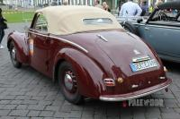 1949 Škoda 1102 Tudor Roadster (rear view)