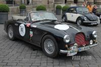 1955 Aston Martin DB 2/4 Mk I DHC (front view)