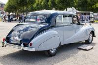 1955 Armstrong Siddeley 346 Sapphire Limousine (rear view)