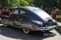 1947 Buick Special Sedanet (rear view)