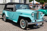 1949 Willys-Overland Jeepster VJ-3 663 (front view)