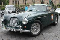 1956 Aston Martin DB 2/4 Mk II Coupé (front view)