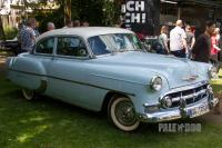 1953 Chevrolet Bel Air Sedan (front view)