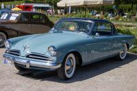 1953 Studebaker Commander Regal Starliner (front view)