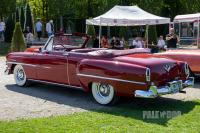 1953 Chrysler New Yorker DeLuxe Convertible (rear view)