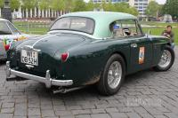 1956 Aston Martin DB 2/4 Mk II Coupé (rear view)