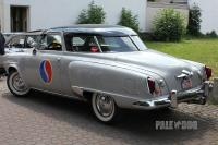 1951 Studebaker Champion Starlight Coupe (rear view)