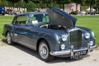 1956 Bentley S-Type Continental Park Ward-Coupé (front view)