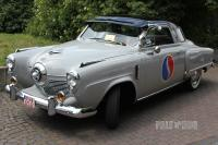 1951 Studebaker Champion Starlight Coupe (front view)