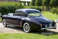 1953 Bentley R-Type Graber-Coupé (rear view)
