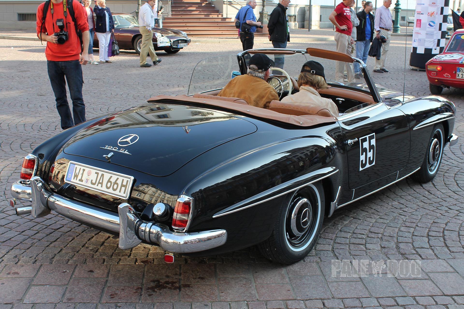 mercedes sl 1959