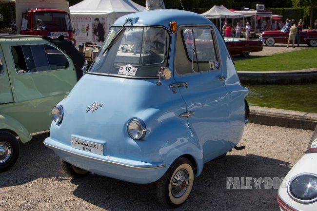 1959 Scootcar (front view)