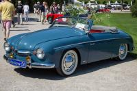 1956 VW 1200 Beeskow Rometsch-Cabriolet (front view)