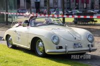 1958 Porsche 356 A 1600 Super Speedster (front view)